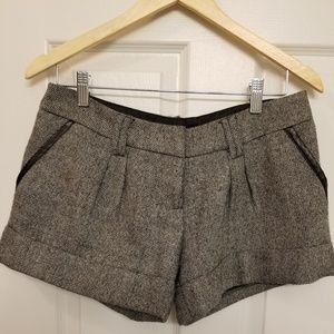 Forever 21 Wool Shorts